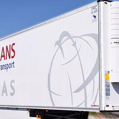 Θάλαμος Schmitz Cargobull Μεταφοράς Φαρμάκων