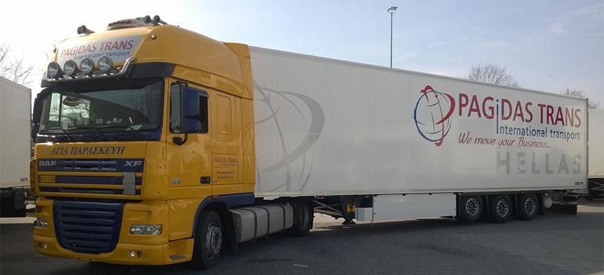 Μεταφορά- Διακίνηση Ελεγχόμενης Θερμοκρασίας Φορτίων